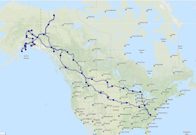 2014 Moto AK Route
